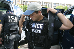 Liberal Extremist Arrested For Sending Death Threats to ICE Agents