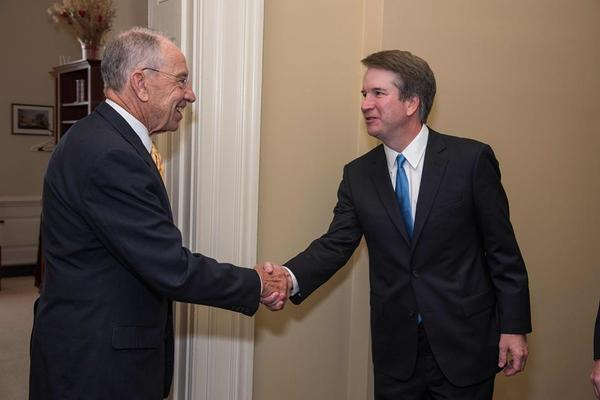 13.) Search and Destroy: Kavanaugh Must Be Eliminated
