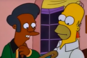 'The Simpsons' Surrenders to PC Babies