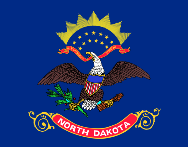 9.) North Dakota
