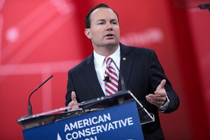 Mike Lee Criticizes Democratic Colleagues for 'Wildly Inappropriate' Questions