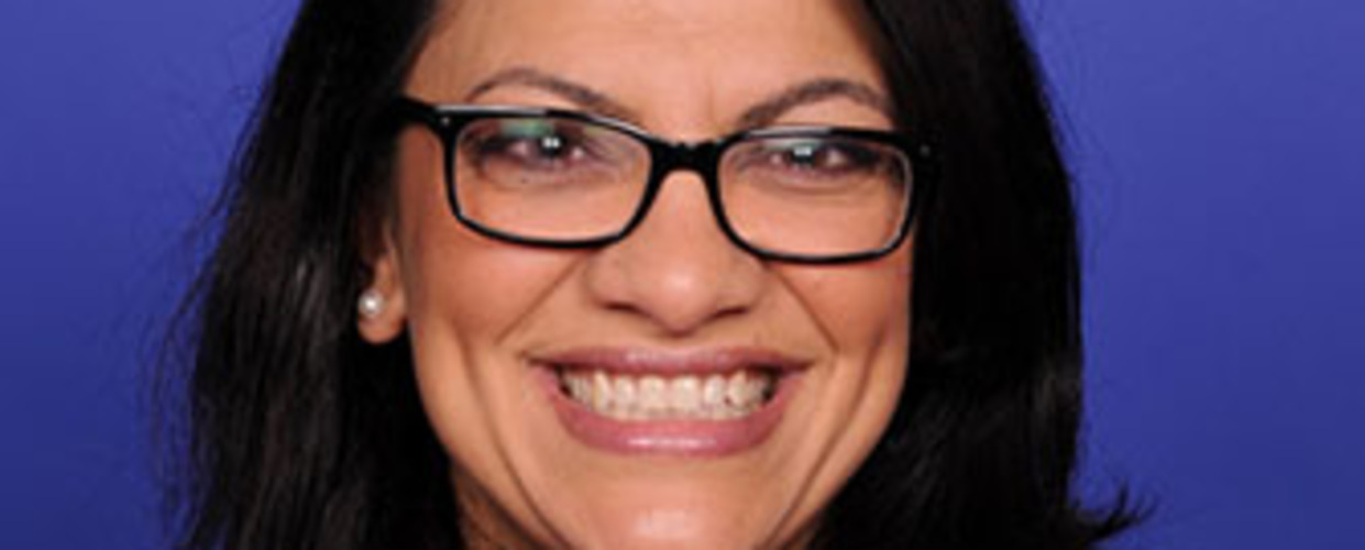 All of Rashida Tlaib's Stomach-Churning Connections