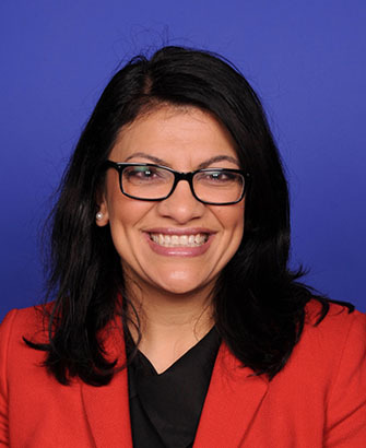 Obama Allegedly Tells Tlaib: 'I'm Proud of You'