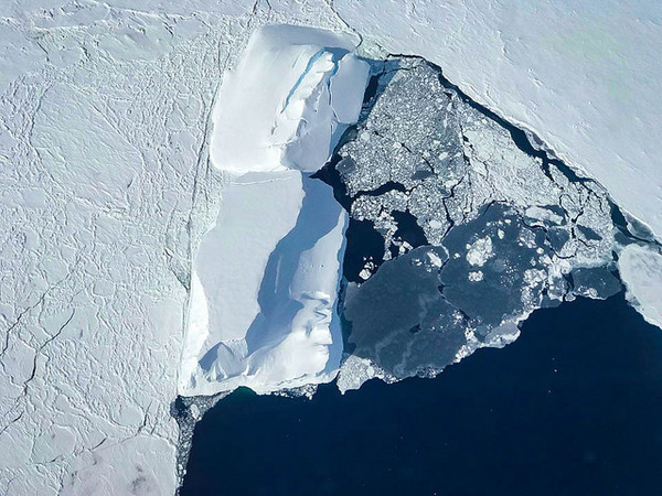 5.) Ice Sheets Growing?