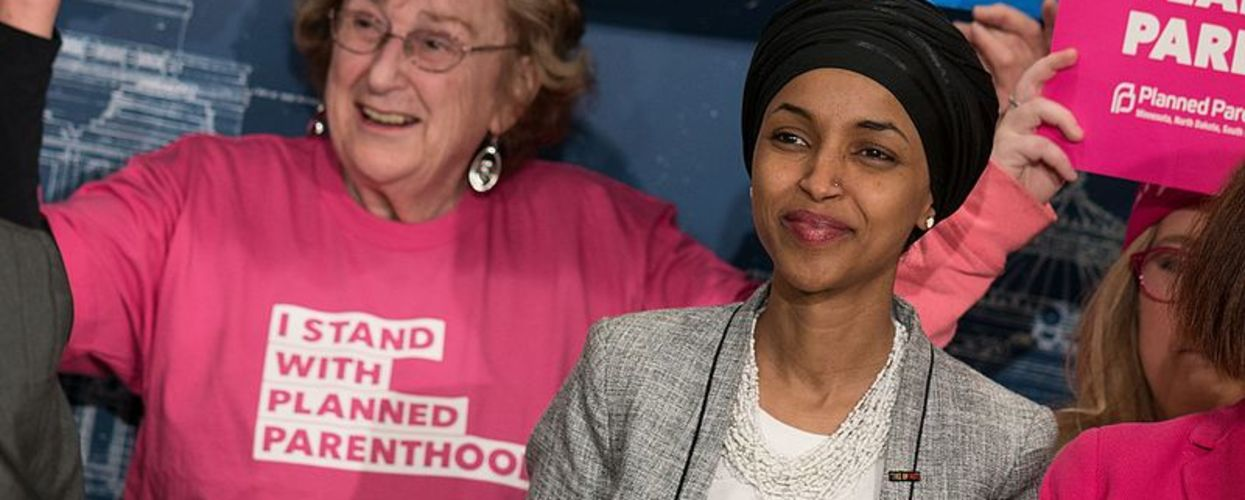 Rep. Ilhan Omar Trains Her Sights on Barack Obama