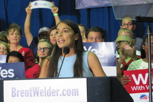 Ocasio-Cortez Claims GOP Conspiracy to Eliminate the Government