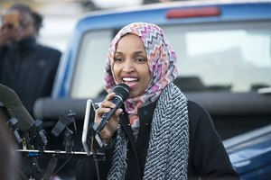 BREAKING: Newly Divorced Ilhan Omar Faces Investigation