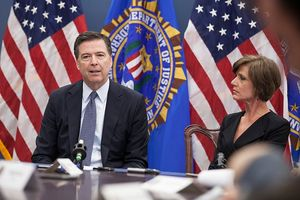 Comey: 'Never Thought of' Electronic Surveillance as Spying
