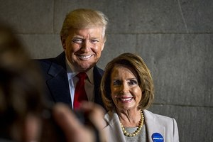 Trump and Pelosi Reach Deal on Historic Trade Agreement