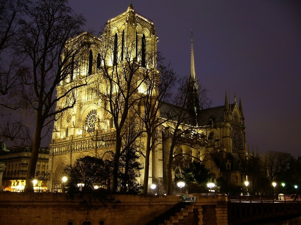 Libs Ask: What If New Notre Dame Were 'Secular'