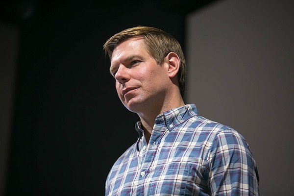 Eric Swalwell's Most 'Presidential' Moments