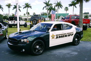 BREAKING: Cowardly Broward Sheriffs Deputy Arrested