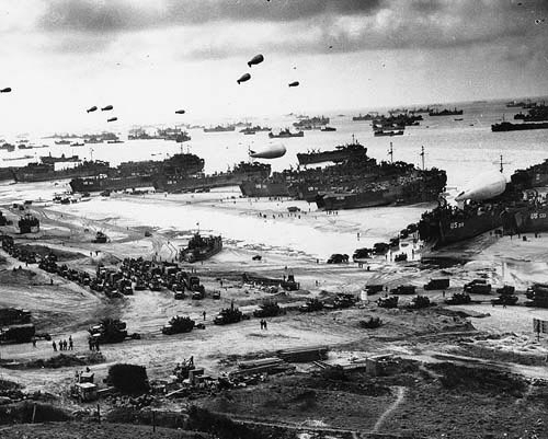 5.) D-Day to Berlin