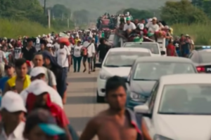 Mexico Shields Identities of Caravan Financers