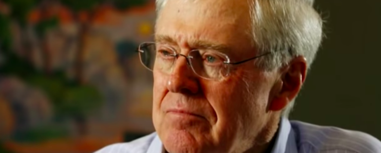 Koch Brothers Float Possibility of Supporting Democrats