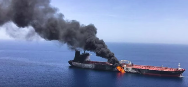 A Brief History Of Iranian Aggression In The Straight Of Hormuz