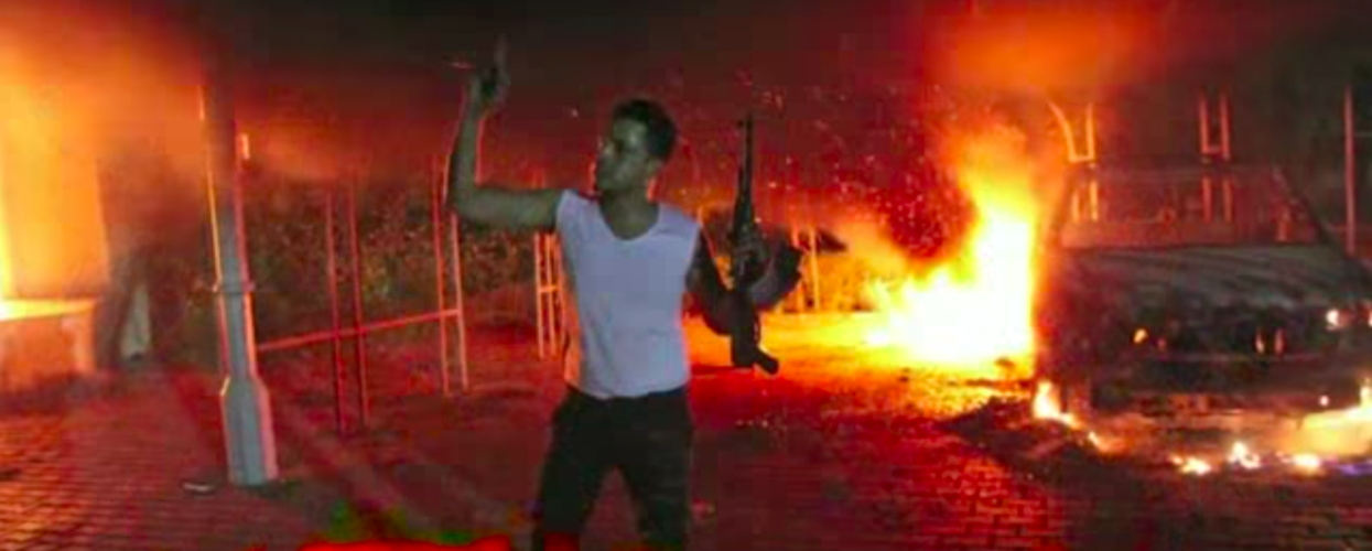 Fox News Host Compares Benghazi to Pimple Popping