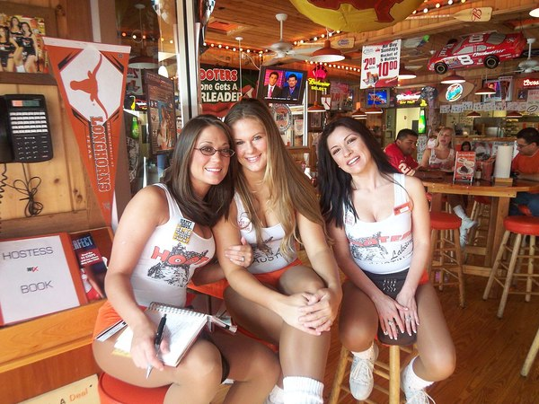 You Won't Believe What Miss Hooters Did After Winning Contest