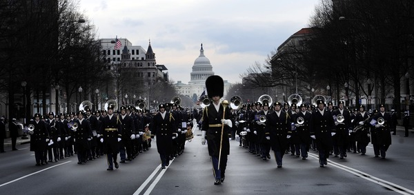 3.) Military Bands