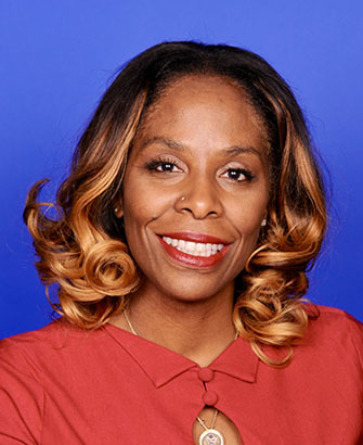 9.) Rep. Stacey Plaskett (D-VI)
