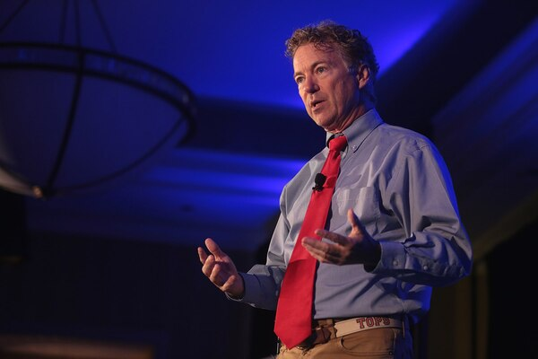 Rand Paul Spars With Chief Justice John Roberts Over Censorship