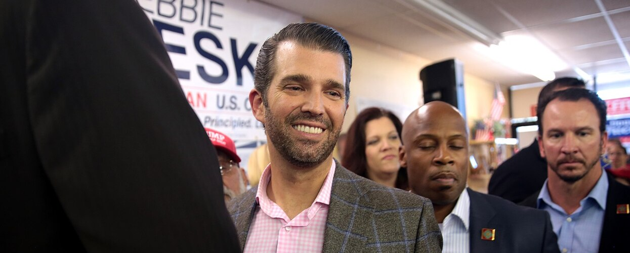 Trump Jr. Destroys Avenatti in One Tweet