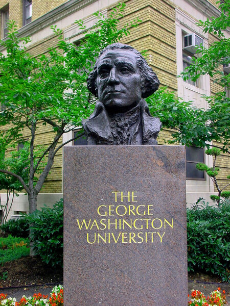 2.) George Washington University