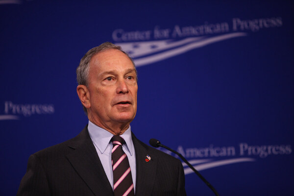 Bloomberg Poised to Enter 2020 Race