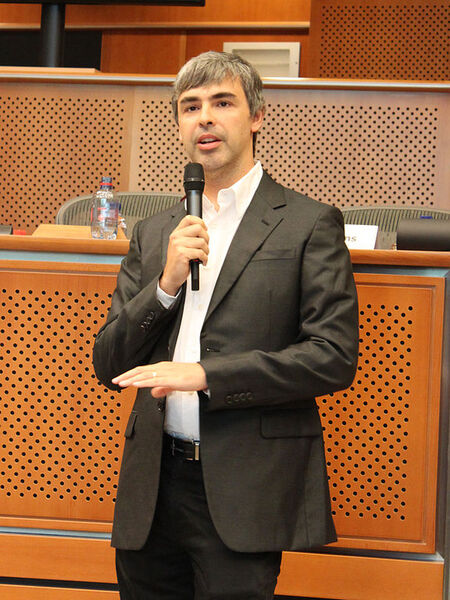 6.) Larry Page