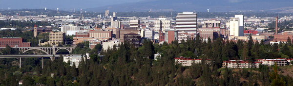 18.) Spokane County, Washington