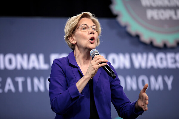 Warren Campaign in Shambles as Socialist Embrace Becomes Kiss of Death