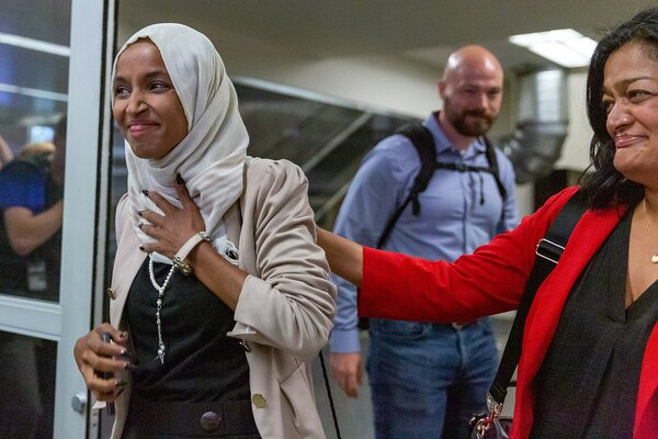 FBI, ICE Review Criminal Allegations Against Ilhan Omar