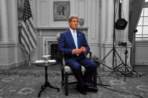 WATCH: That Time John Kerry was Happy With 'Foreign Interference'