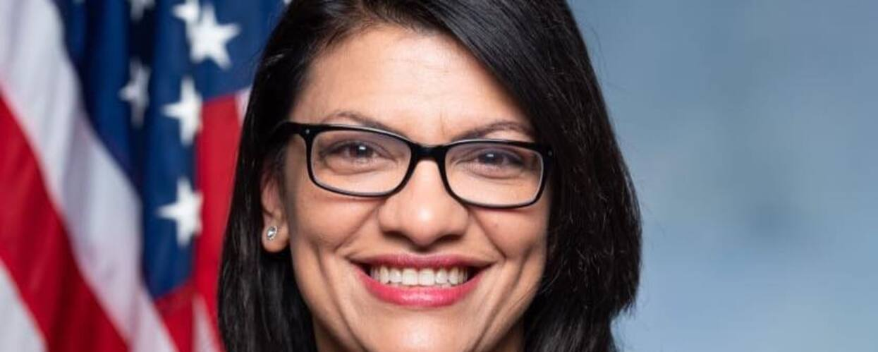 Rashida Tlaib Back With Vulgar Impeachment Push