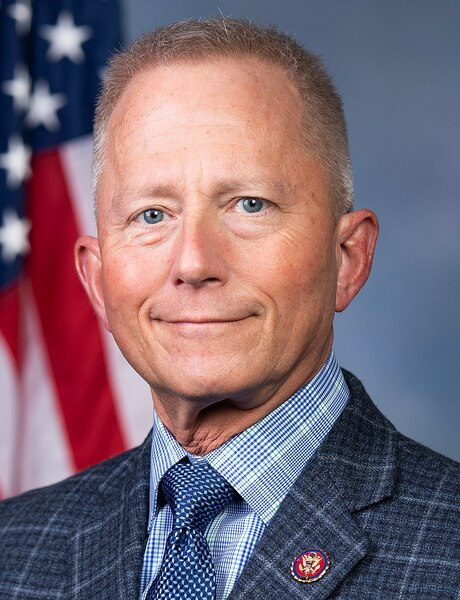 2.) Rep. Jeff Van Drew (D-NJ)