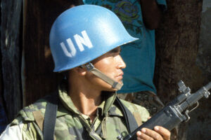 U.N. Peacekeepers In Haiti Tied To Neglect of Children