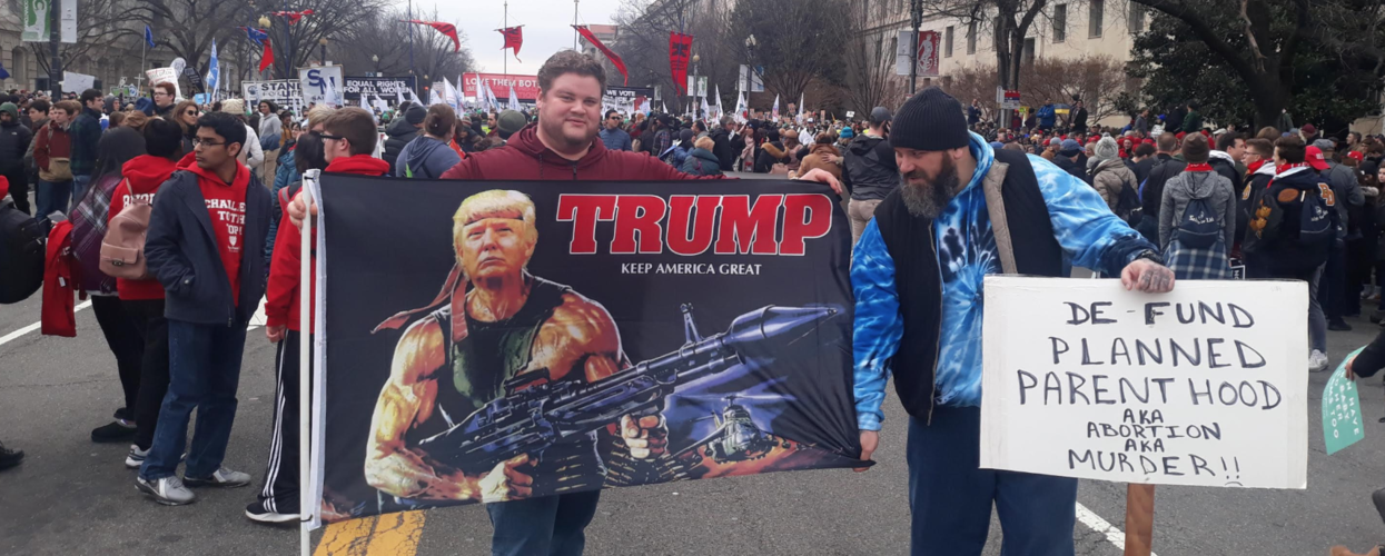 What We Saw at the March for Life
