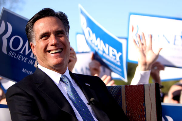 Romney Now Realizes His Fight With Trump Has Just Begun