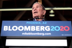 Michael Bloomberg Criticizes 'Black and Latino Males' in Resurfaced Video
