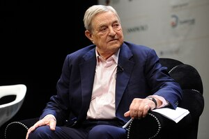 George Soros Calls for Facebook Executives to Step Down
