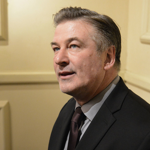 Alec Baldwin Questions the Second Amendment, Of Course