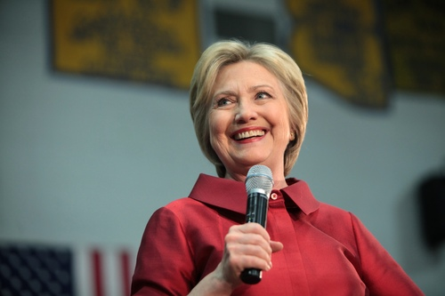 Hillary Clinton Teams Up With Hollywood for New Project