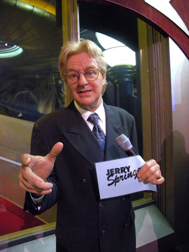 Jerry Springer Sounds Off: Trump's Attack on the Press is an 'Assault on America'