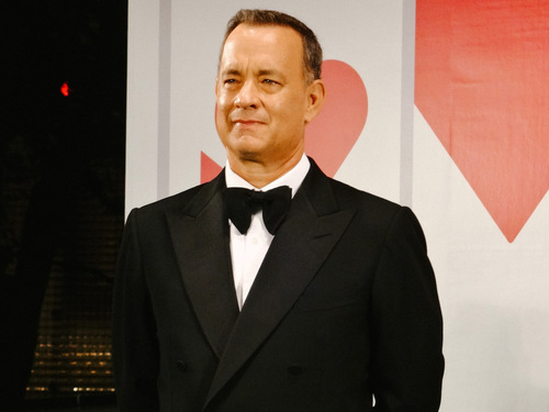 Tom Hanks To Headline Event For Michelle Obama