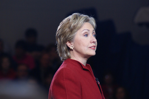 Hillary Clinton Wrote a Letter to Her Teenage Self — See What She Had to Say