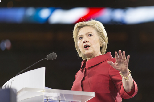 Hillary Clinton Goes on Epic Rant Against Fox News