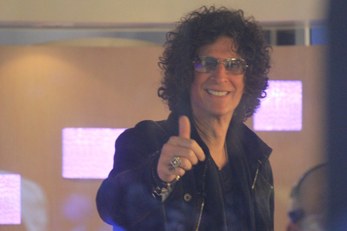 Howard Stern Hit by IRS Lawsuit