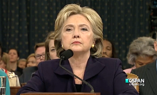 Hillary Reveals 'Gutsiest' Decision She Ever Made Was Staying With Bill