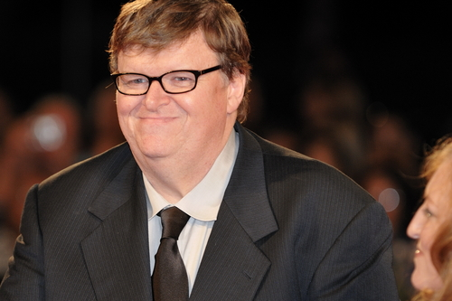 Michael Moore Told a Lie So Big Politifact Jumped In to Correct the Record