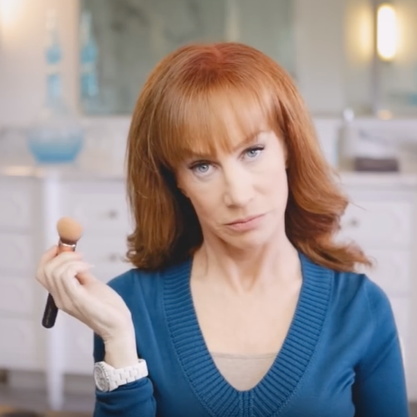 Kathy Griffin Blames Trump For Coronavirus After Checking Into Hospital With Symptoms